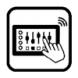 کنترل پنل صوتی