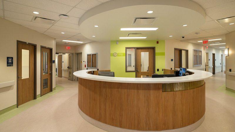 سیستم صوتی مناسب بیمارستان ها، هتل بیمارستان ها و مراکز درمانی