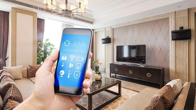 سیستم صوتی مناسب خانه های هوشمند
