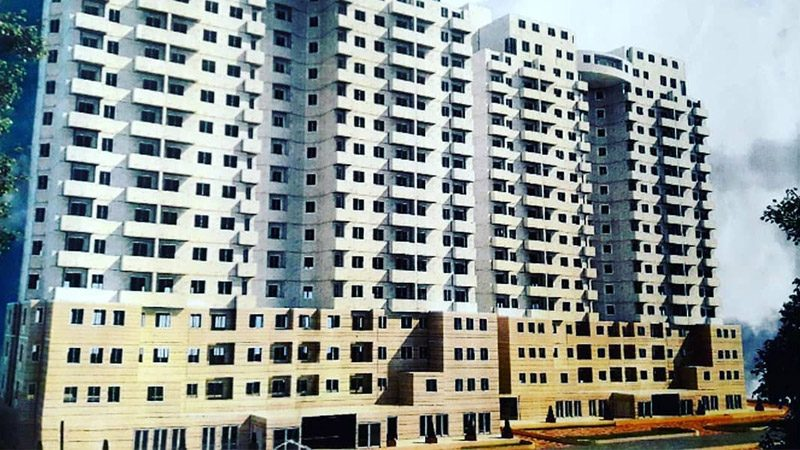 سیستم صوتی مناسب برج ها و مجتمع های مسکونی